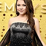 Hannah Zeile at the 2019 Emmys