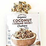 Organic Coconut Sesame Seed Clusters ($2)