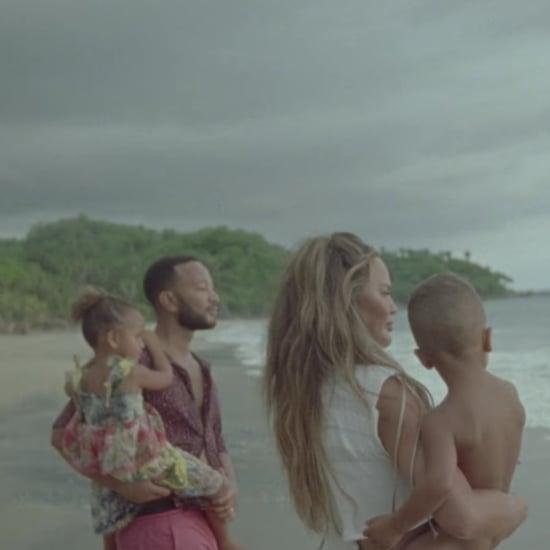 John Legend's Music Videos With Chrissy Teigen and Kids