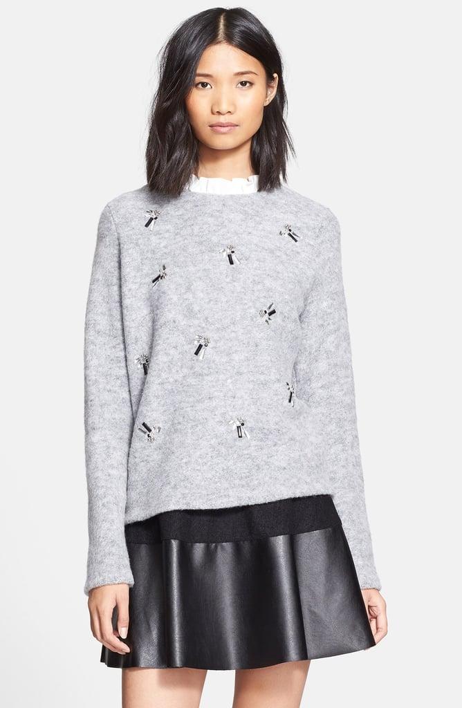Mcginn Embellished Sweater