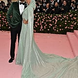 Swizz Beatz and Alicia Keys at the 2019 Met Gala