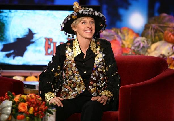 Ellen Halloween 2014