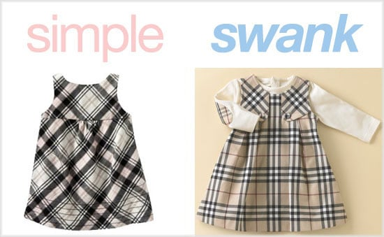 Simple or Swank: Plaid Dresses
