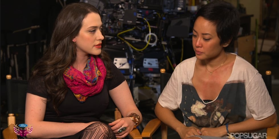 Kat Dennings Interview With Rodene Jones (Video)