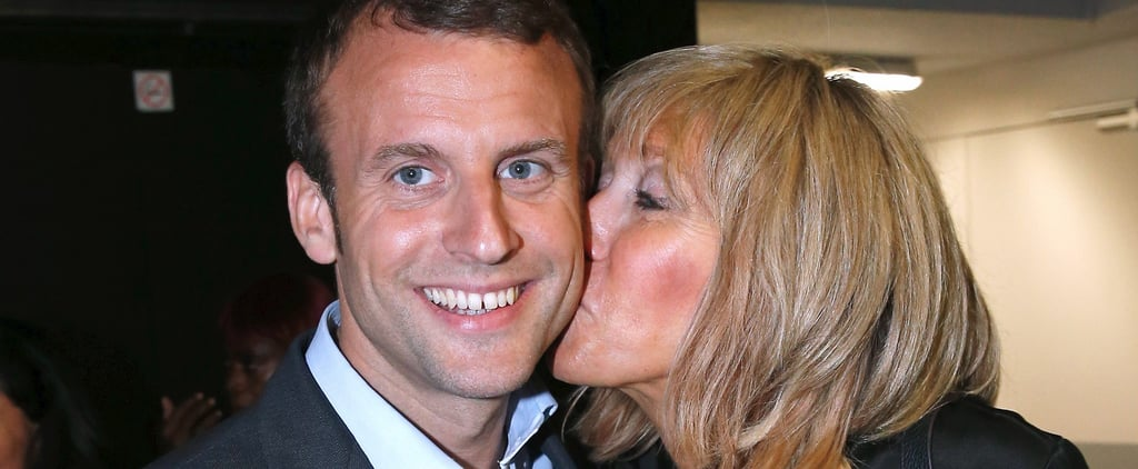 Emmanuel Macron and Brigitte Trogneux's Relationship Is Raising Some Controversial Questions