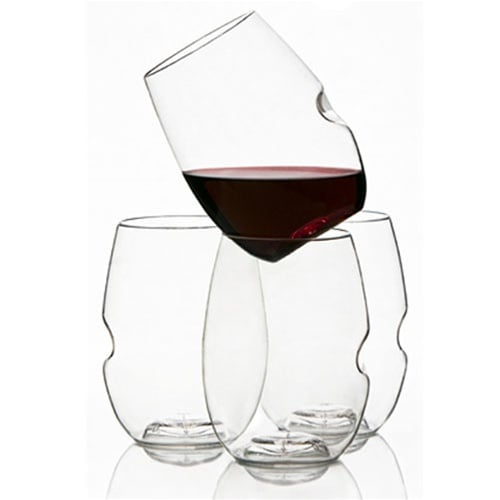 Shatterproof Wine Glasses