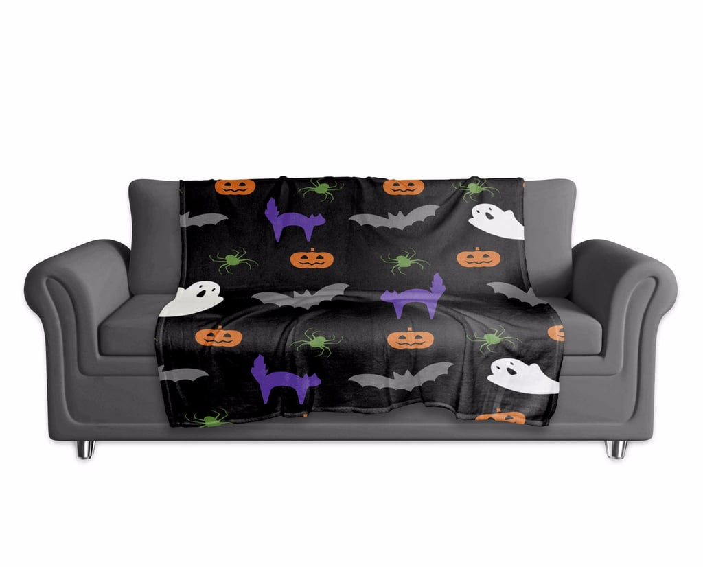 6 Spooky Throw Blankets That Will Keep You Cozy This Halloween