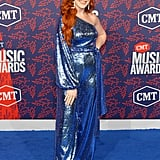 Caylee Hammack at the 2019 CMT Awards
