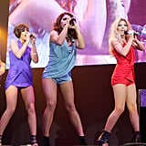 Girl Guides Big Gig 2009 with JLS and The Saturdays