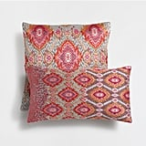 Pink Embroidered Cushion Cover ($70)