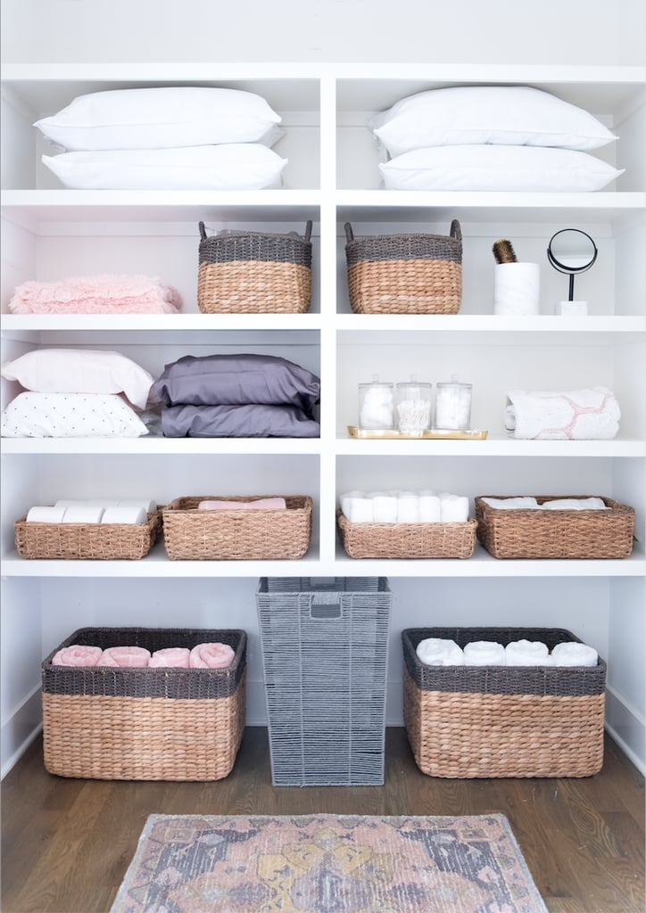 What should every linen closet have?