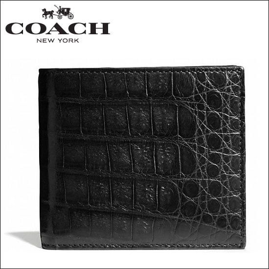 CROSBY CROC DOUBLE BILLFOLD, $648