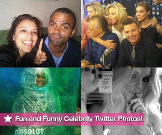 Fun and Funny Celebrity Twitter Photos 2010-06-24 09:15:00