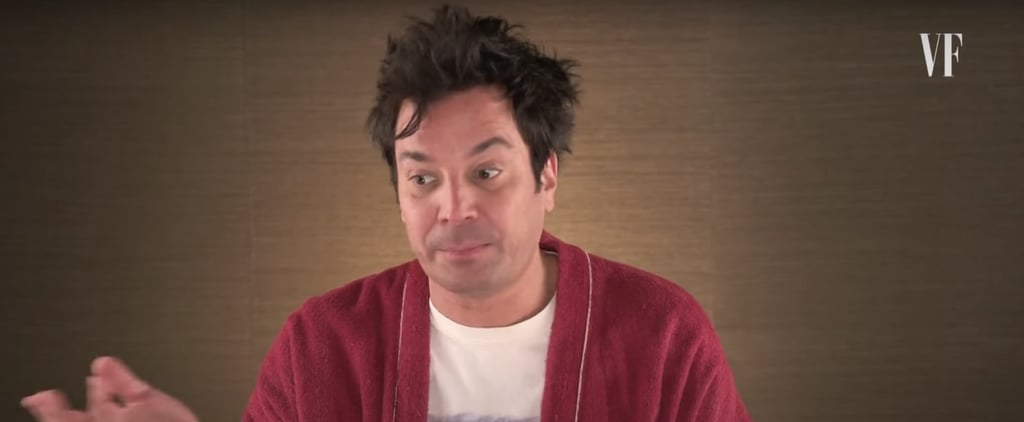 Watch Jimmy Fallon Spoof Billie Eilish For Vanity Fair