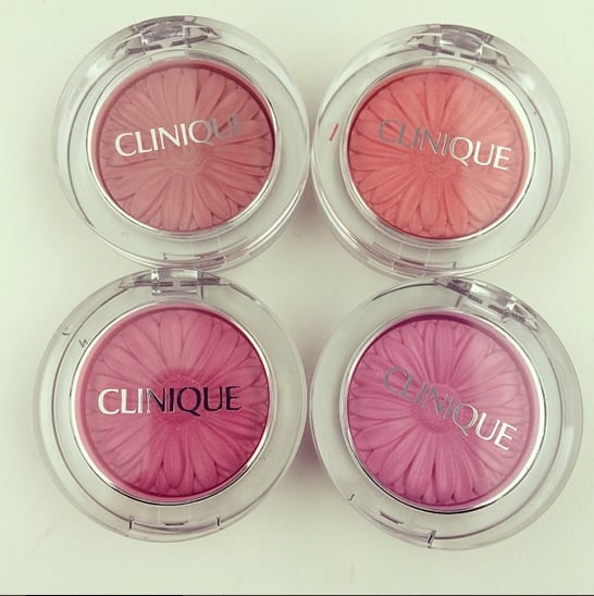Clinique's new blushes have our team (and our Instagram pals) pining for Spring.
