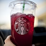 Raspberry Passion Tea Lemonade