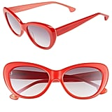 Alice + Olivia Cat Eye Sunglasses