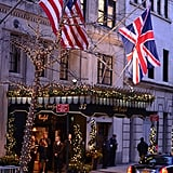 The Royal Couple Will Stay at The Carlyle Hotel For Their Two-Day Trip