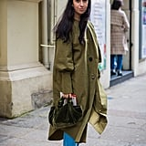 Best London Fashion Week Street Style Spring 2018