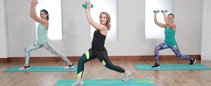 45-Minute Workout From Selena Gomez's Trainer to Tone and Sculpt Your Entire Body