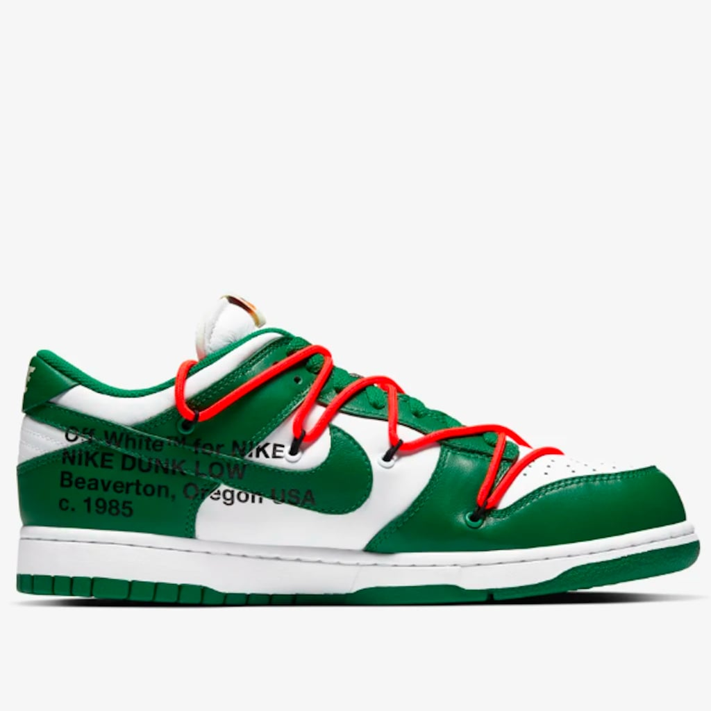 Nike x Off-White Dunk Low Sneakers Have