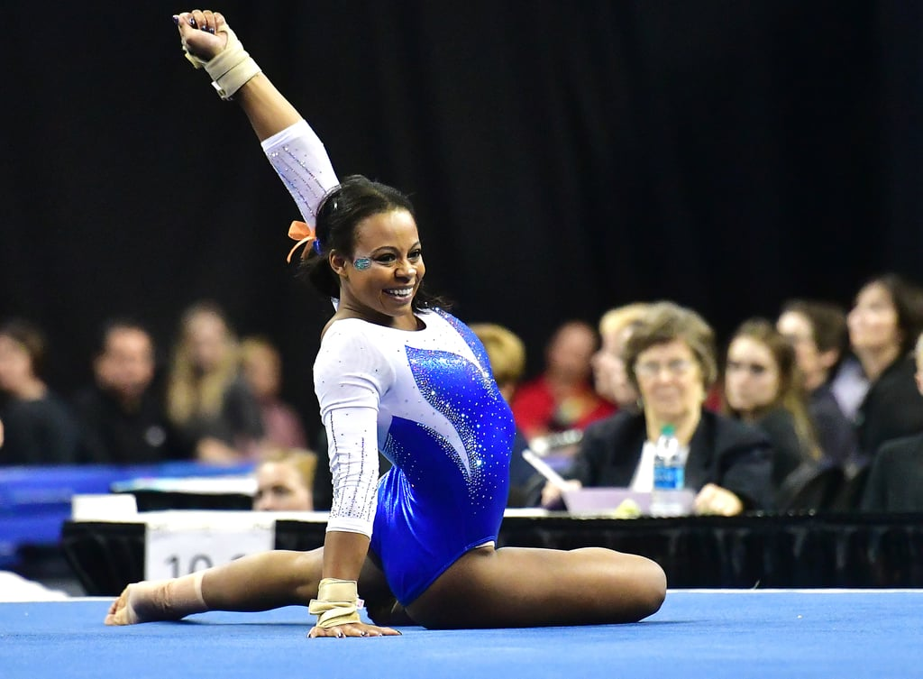 Watch Gymnasts Do Beyoncé Floor Routines