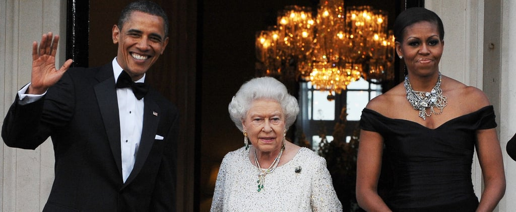 So, Michelle Obama Had a Sleepover With Queen Elizabeth II Because That's What BFFs Do