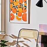 Leanne Simpson Orange Harvest Art Print