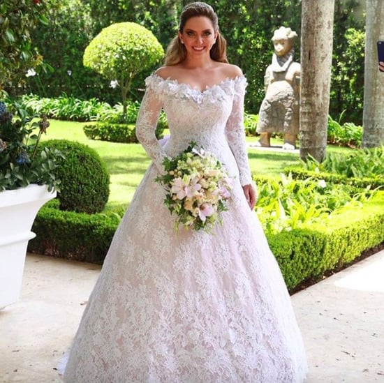 Lele Saddi's Wedding Dress