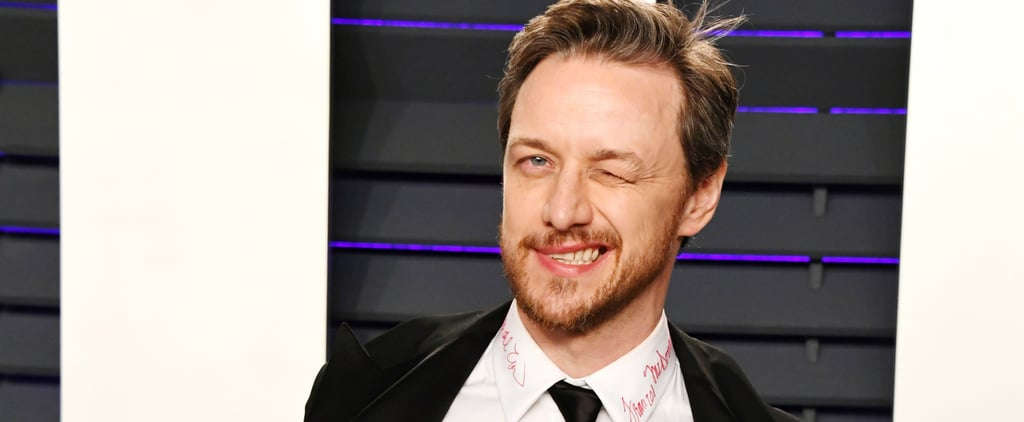 James McAvoy at the Oscars 2019