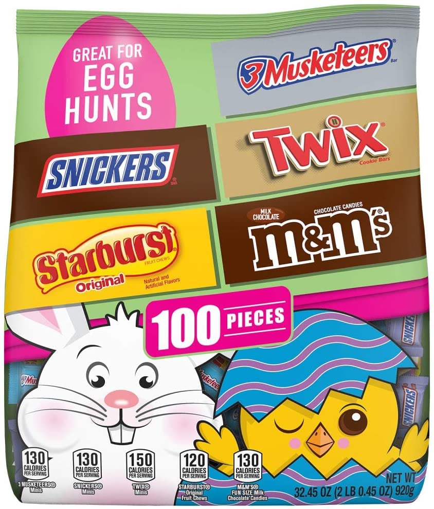 Mars Chocolate Easter Candy