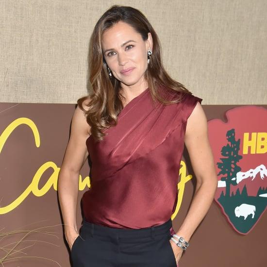 Jennifer Garner at the LA Premiere of Camping