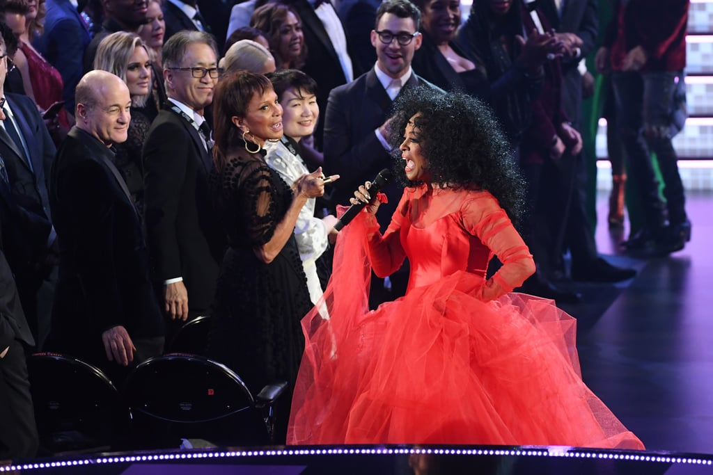 Diana Ross's Grammys 2019 Performance Video