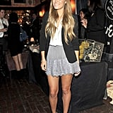 Photos of Lauren Conrad at Lucky Event