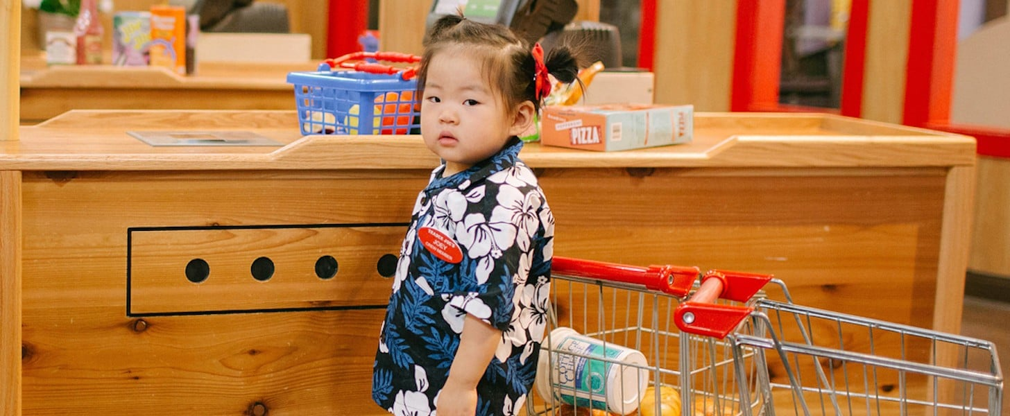 A Child-Size Trader Joe's Exists — and the Cuteness Will Kill You