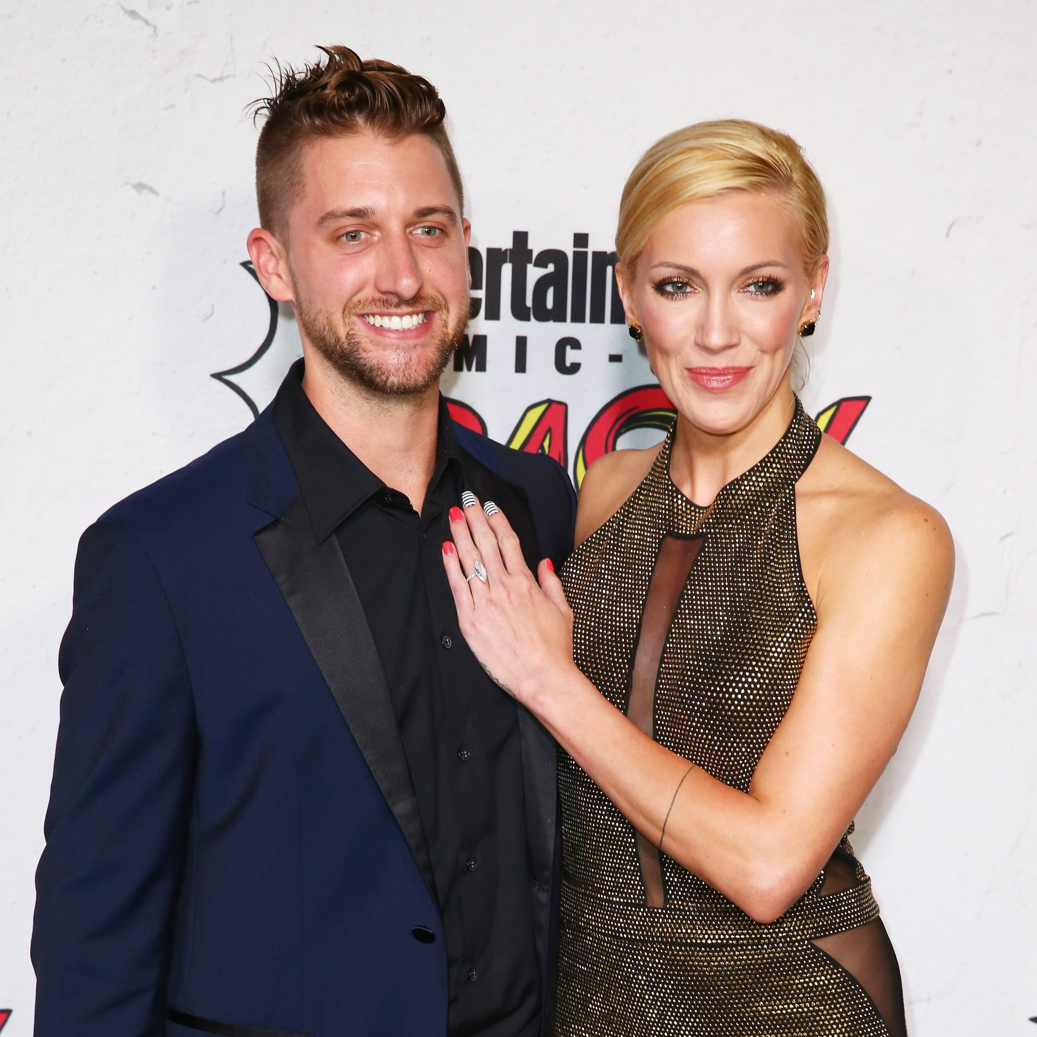 Here Comes the Bride! Arrow's Katie Cassidy Is Married