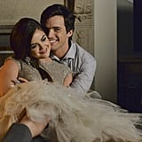 Aria and Ezra, Pretty Little Liars