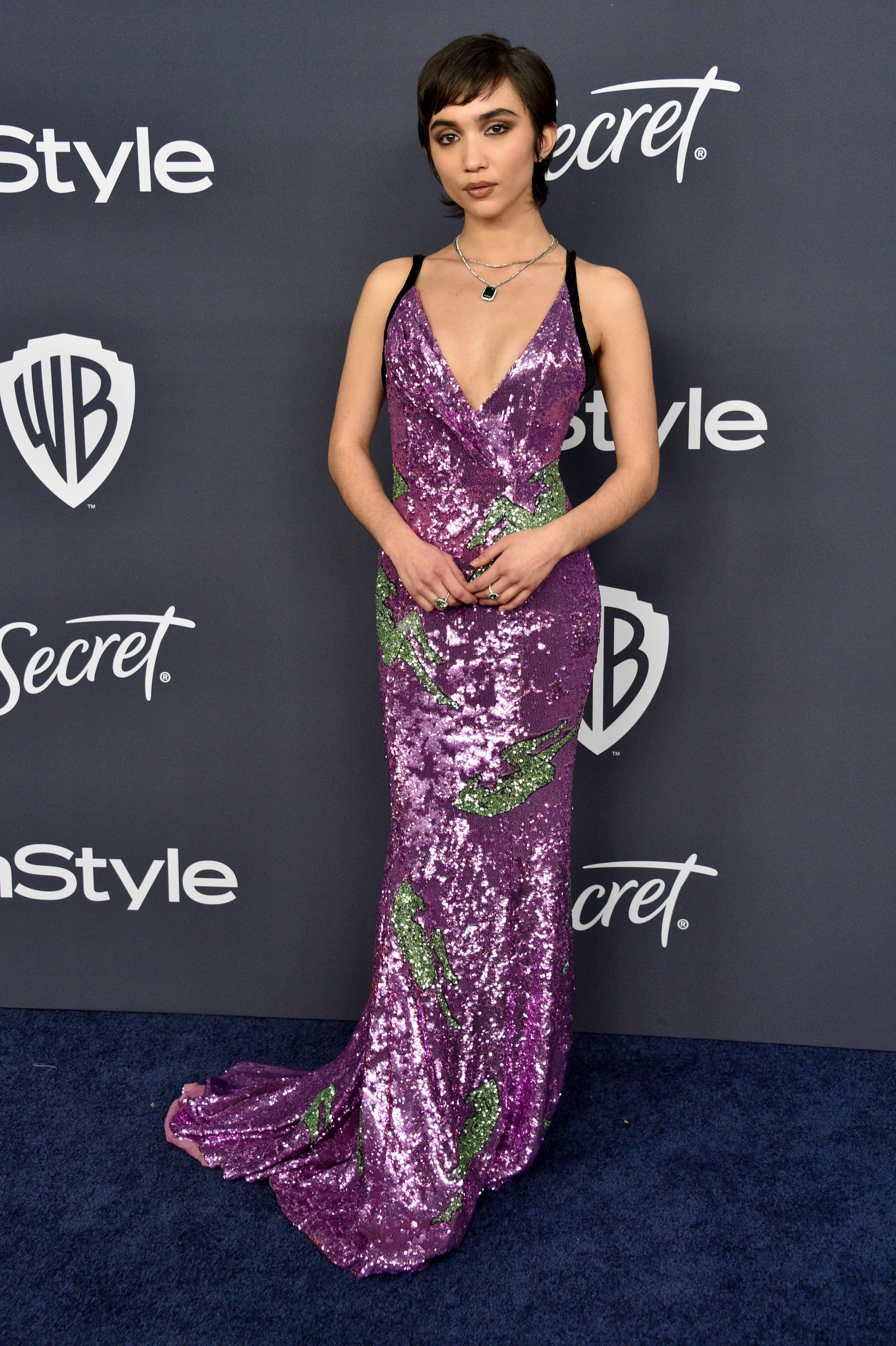 Rowan Blanchard at the 2020 Golden Globes Afterparty | The Best Golden  Globes Looks You Didn't See on the Red Carpet Were All at the Afterparties  | POPSUGAR Fashion Photo 31