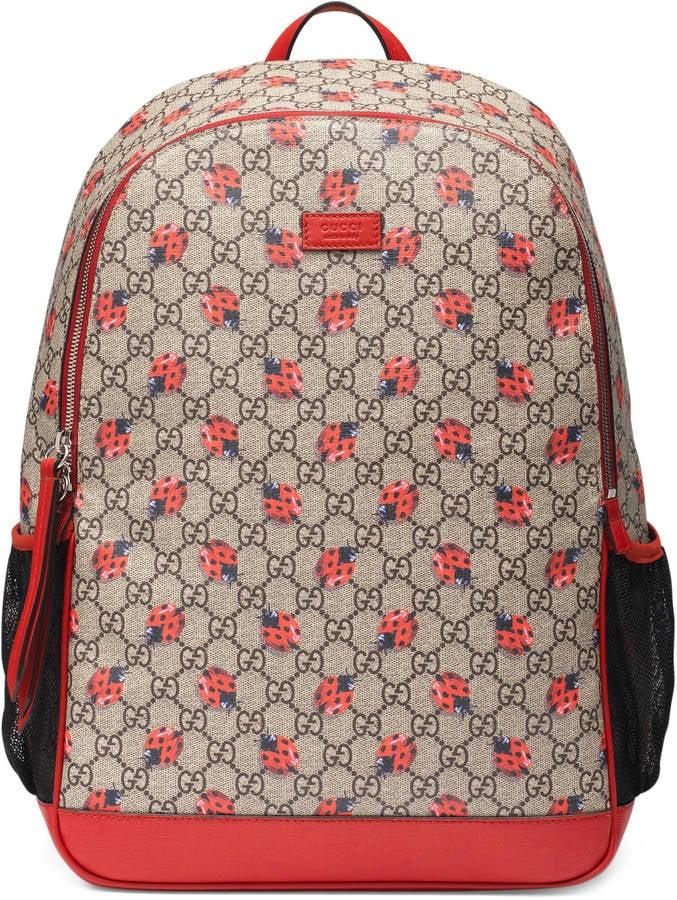 719b345fd34f Gucci Ladybugs Diaper Bag | Best Diaper Bags 2017 | POPSUGAR Family ...