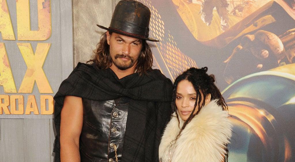 Jason Momoa Talks Married Life with Lisa Bonet