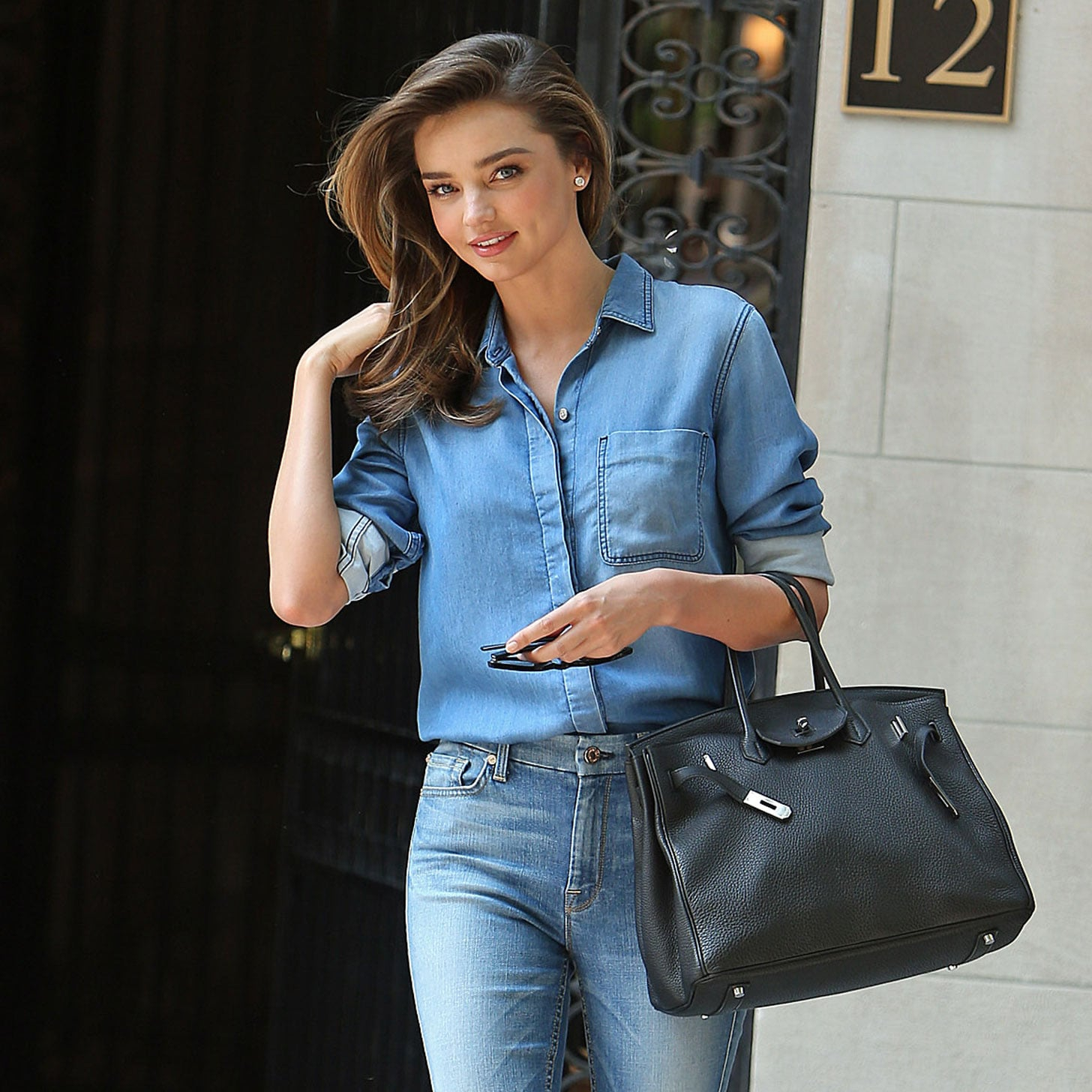 Miranda Kerr Street Style Pictures From July 2014 Popsugar Fashion