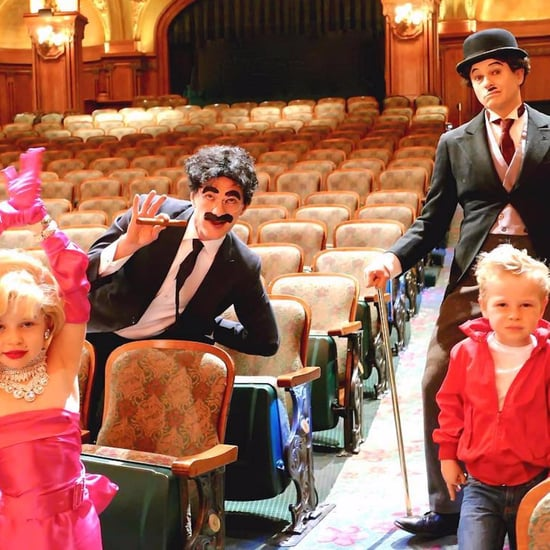Neil Patrick Harris Family Halloween Costume 2016