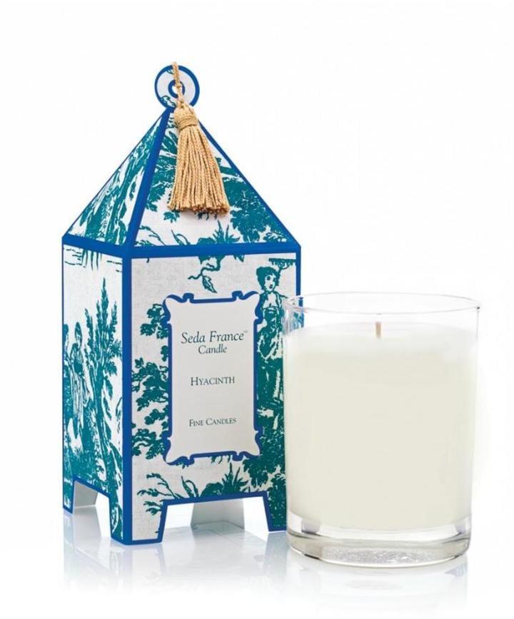 Hyacinth Candle ($34)