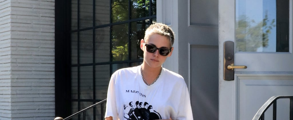 "Kristen Stewart's New Frosted Tips Will Have You Singing ""I Want It That Way"""
