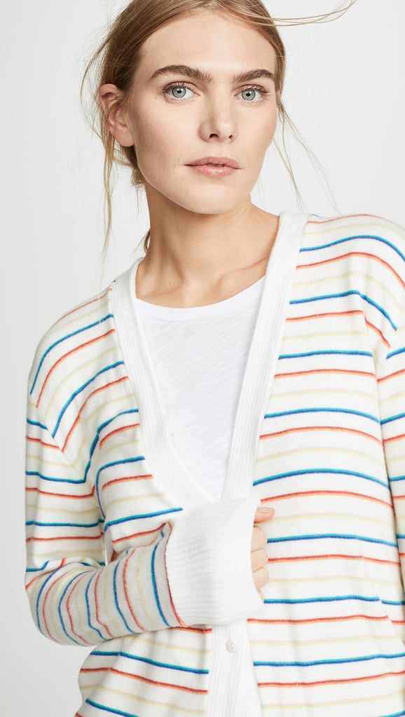 LNA Brushed Don Cardigan