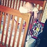 In the Crib (Sort Of)