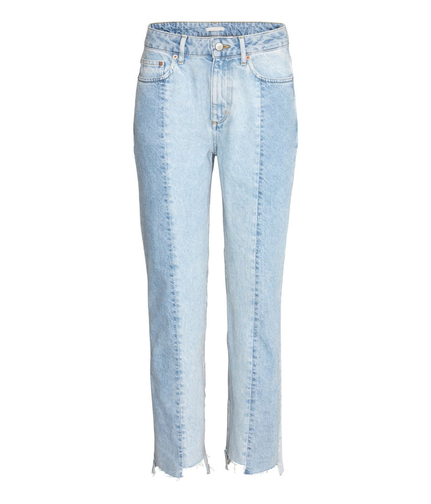 Slim Regular Ankle Jeans ($60)