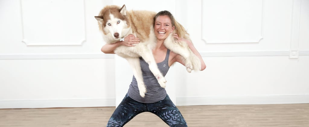 We Try the Squat Your Dog Challenge