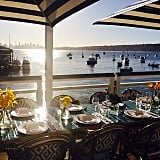 Fashion editor Jasmine and health and beauty journalist Steph enjoyed an afternoon of food tasting at the Watsons Bay Hotel.