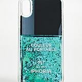 Iphoria Nail Polish iPhone X Case